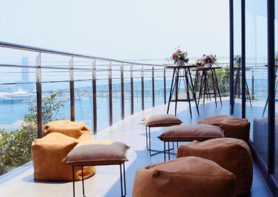 eventos terraza miramar balcon