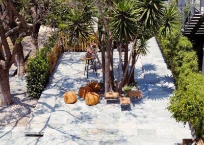 eventos terraza miramar jardin